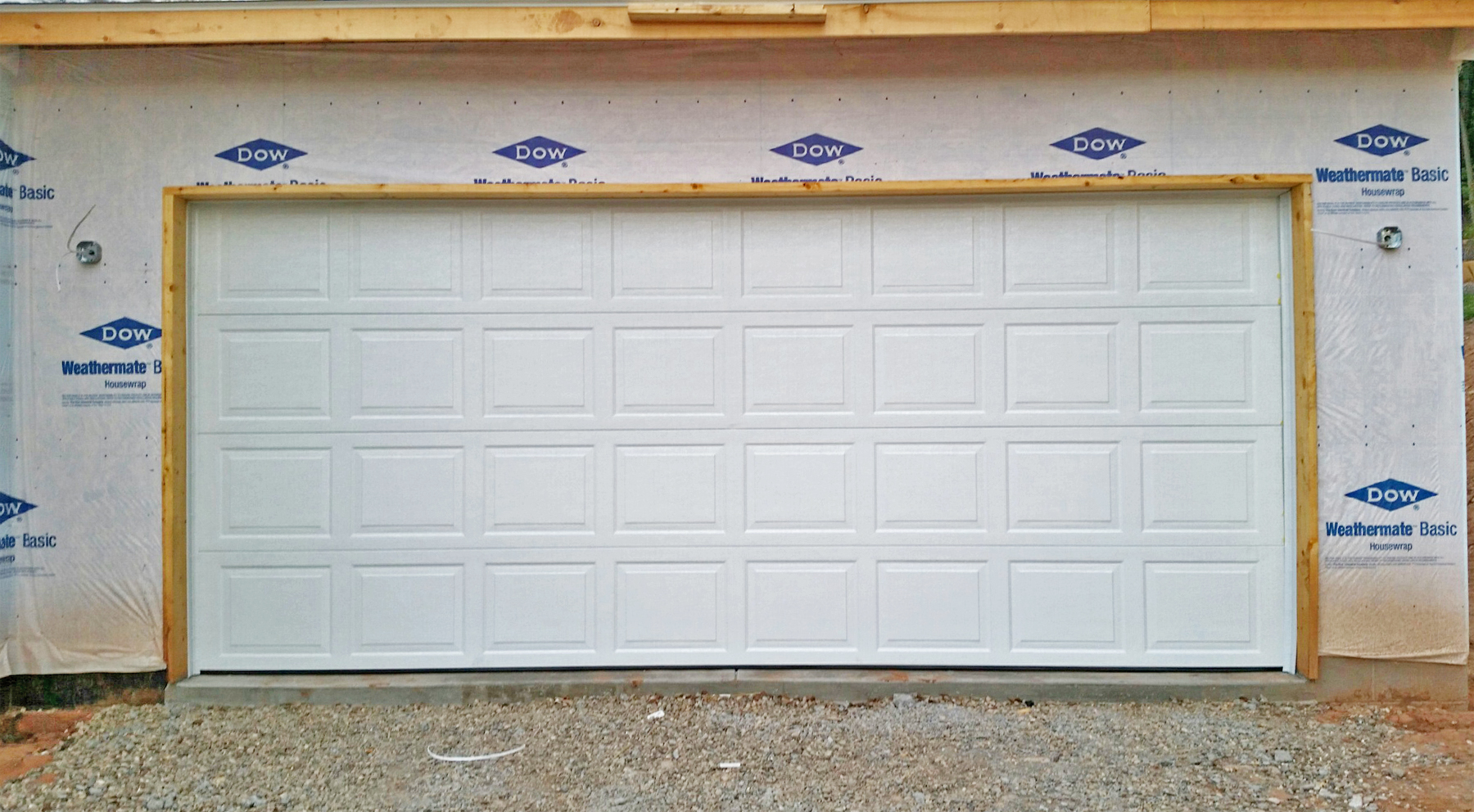 992 #966F35 Should I Replace My Jambs When Having A New Garage Door Installed?   pic Installed Garage Doors 37211800