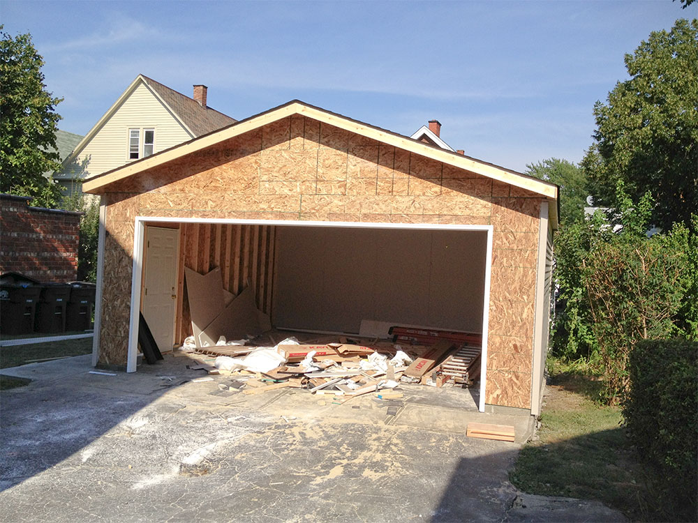 Why choose an 18x8 garage door for your new home for New garage