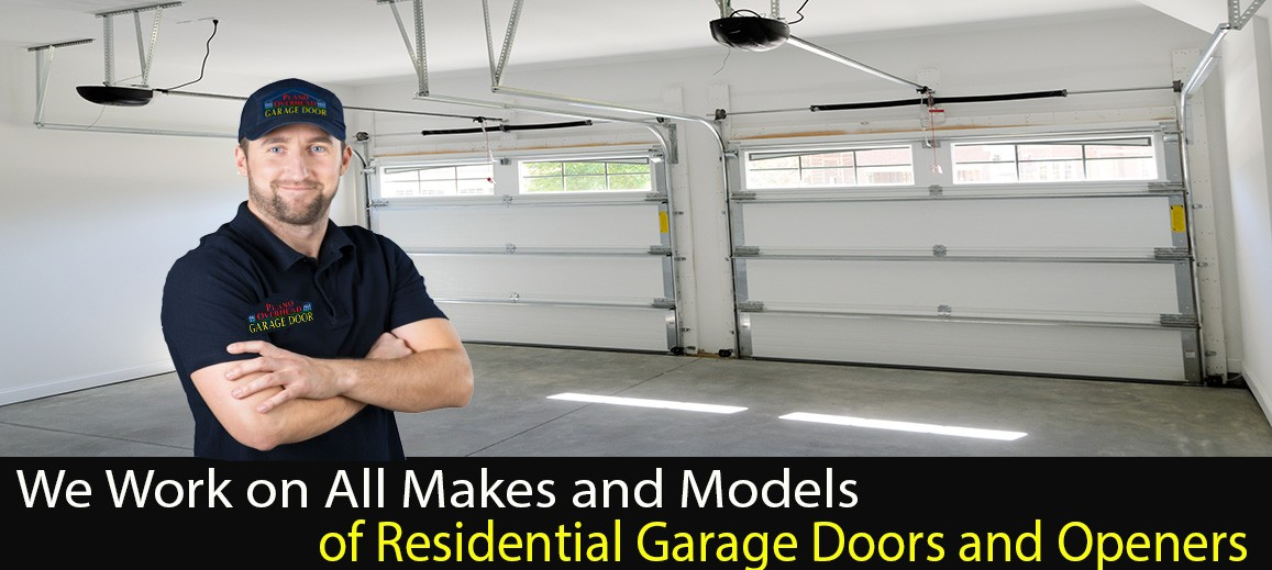 Garage Door Repairs In Plano Tx Plano Overhead